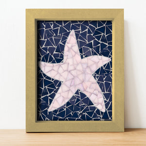 DIY Mosaic Kit - Sea Design 1