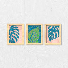 Upload image to gallery viewer, Manualidades: Cuadros tropicales en mosaico