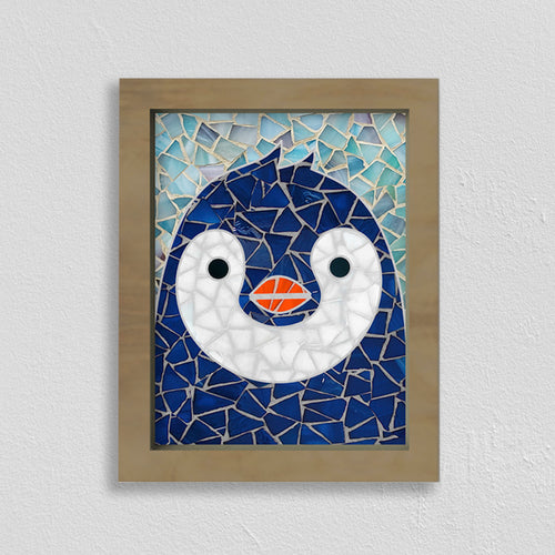 DIY Mosaic Kit- Penguin Design