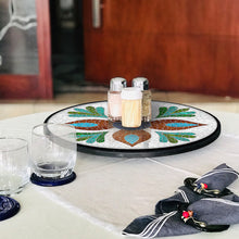 Upload image to gallery viewer, Manualidades para el hogar: Lazy susan de mosaico