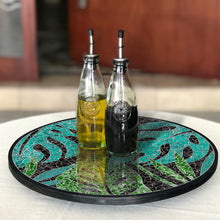 Upload image to gallery viewer, Manualidades faciles: Lazy Susan con mosaico