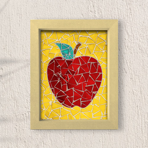 DIY Mosaic Kit- Apple Design 2