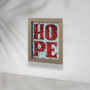DIY Mosaic Kit - HOPE