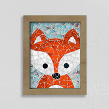 Upload image to gallery viewer, DIY Mosaic Kit- Wolf Design