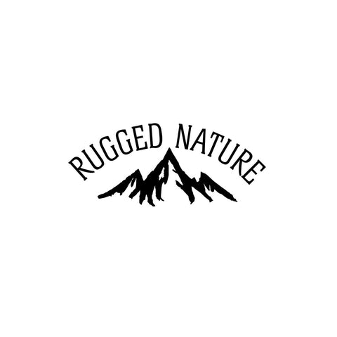 rugged nature