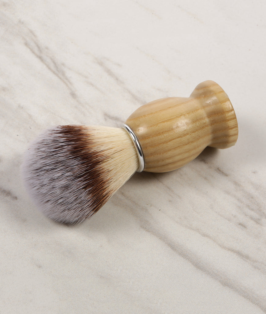 Clear Confidence Vegan Shaving Brush