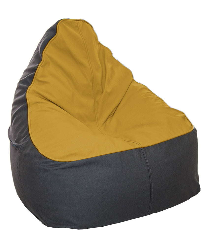 The Big Bean Bag Company Bean Bag - Sunset & Oyster