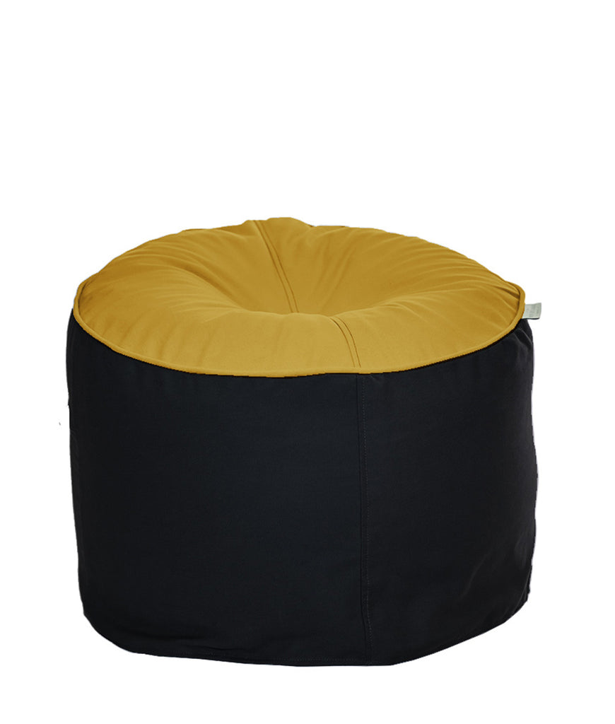 The Big Bean Bag Company Bean Stool - Sunset & Orca