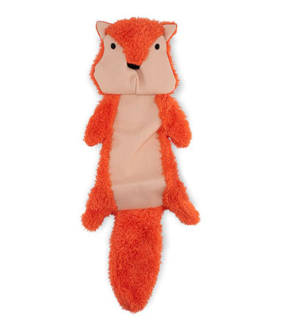 Beco Recycled Chad The Chipmunk Dog Toy - Large