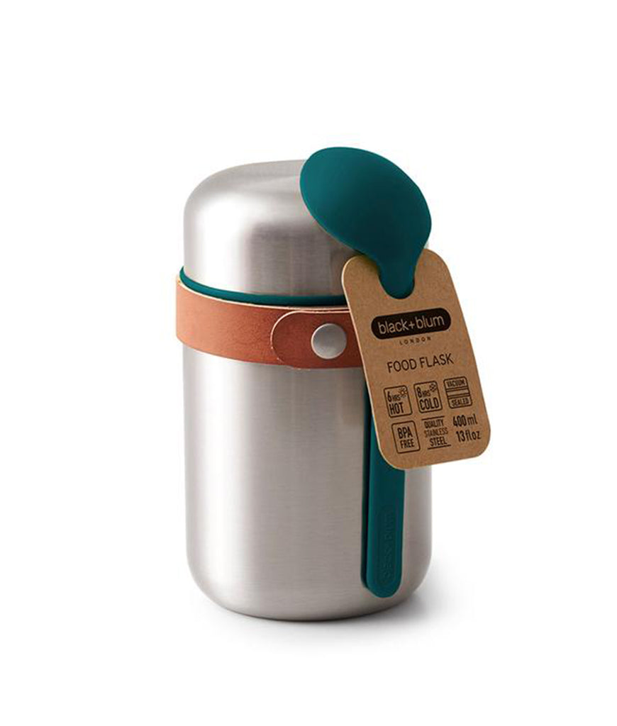 Box Appetit Food Flask - Ocean