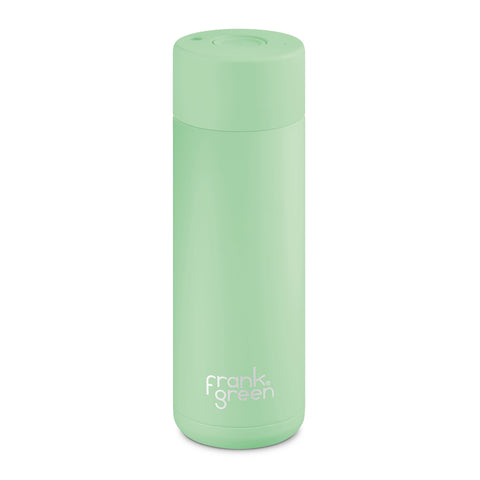 Frank Green Ceramic Reusable Cup 595ml - Mint