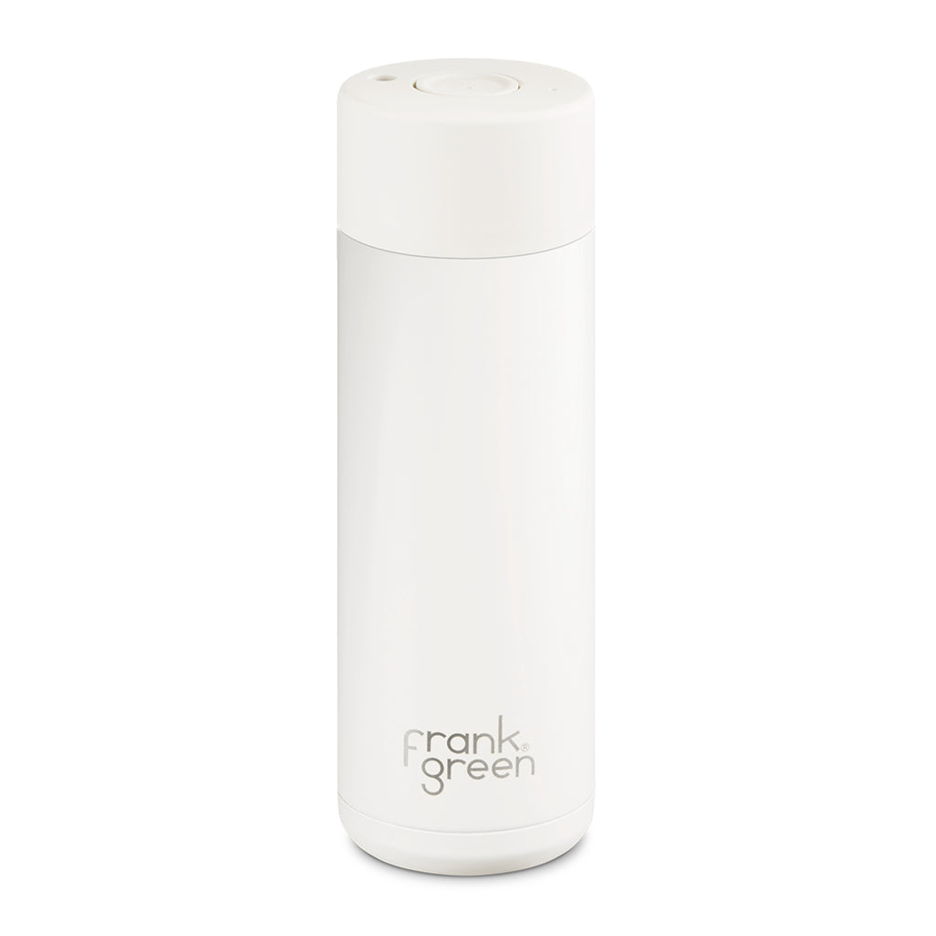 Frank Green Ceramic Reusable Cup 595ml - Cloud