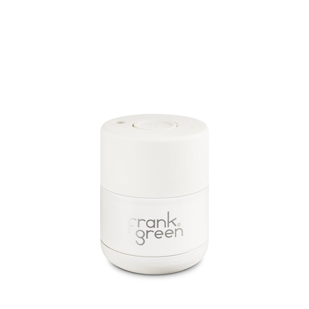 Frank Green Ceramic Reusable Cup 175ml - Cloud