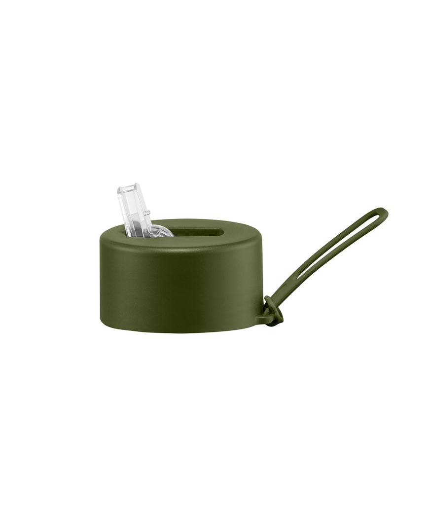 Frank Green Straw Lid For 595ml Bottle - Khaki