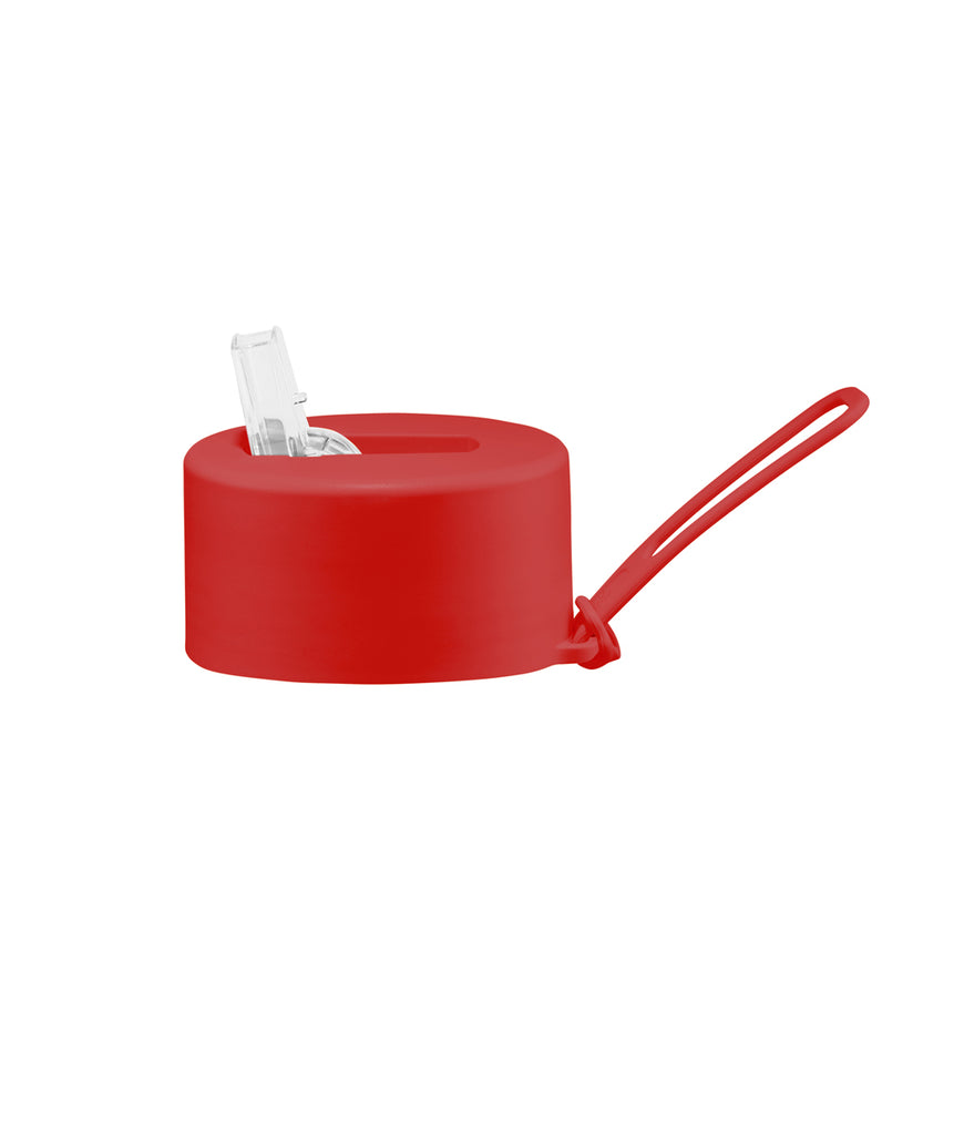 Frank Green Straw Lid For 595ml Bottle - Rouge