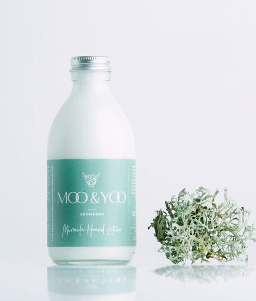 Moo & Yoo Miracle Hand Lotion 250ml - Pump Lid