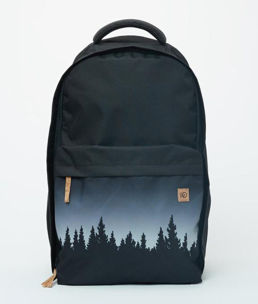 Tentree Mobius 24L Backpack - Meteorite Black Juniper