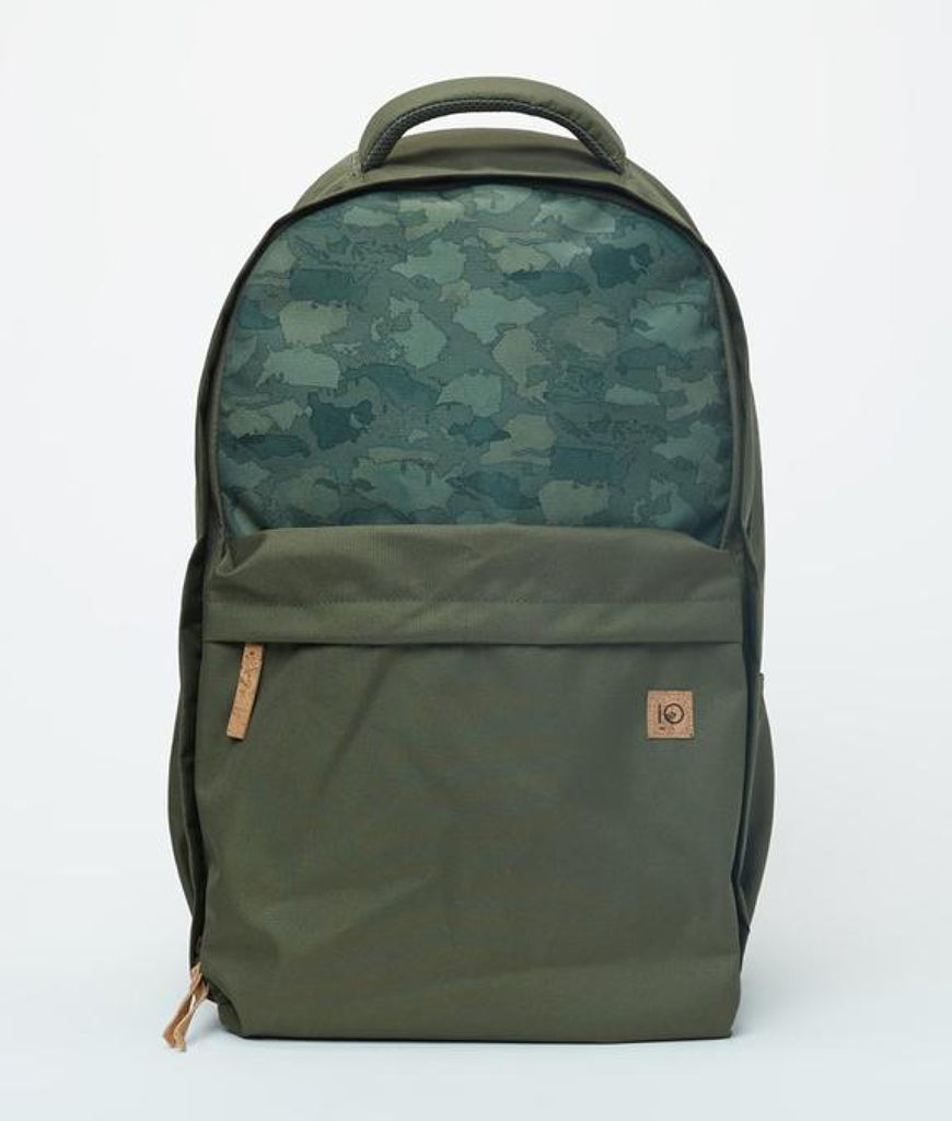 Tentree Mobius 24L Backpack - Olive Night Green