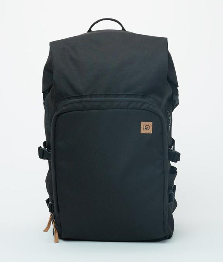 Tentree Mobius 35L Backpack - Meteorite Black