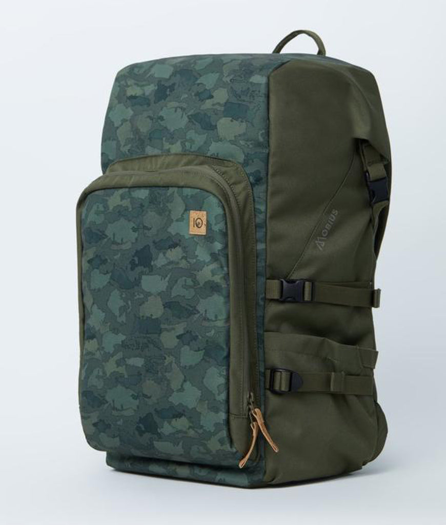 Tentree Mobius 35L Backpack - Olive Night Green