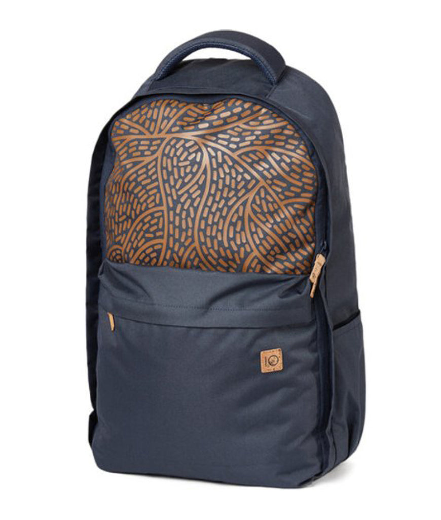 Tentree Mobius 24L Backpack - Dark Ocean Blue