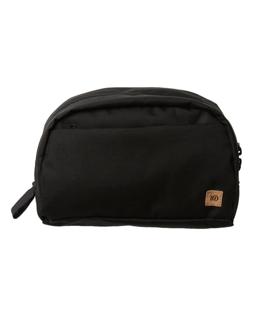 Tentree Quest 4L Toiletry Bag - Meteorite Black