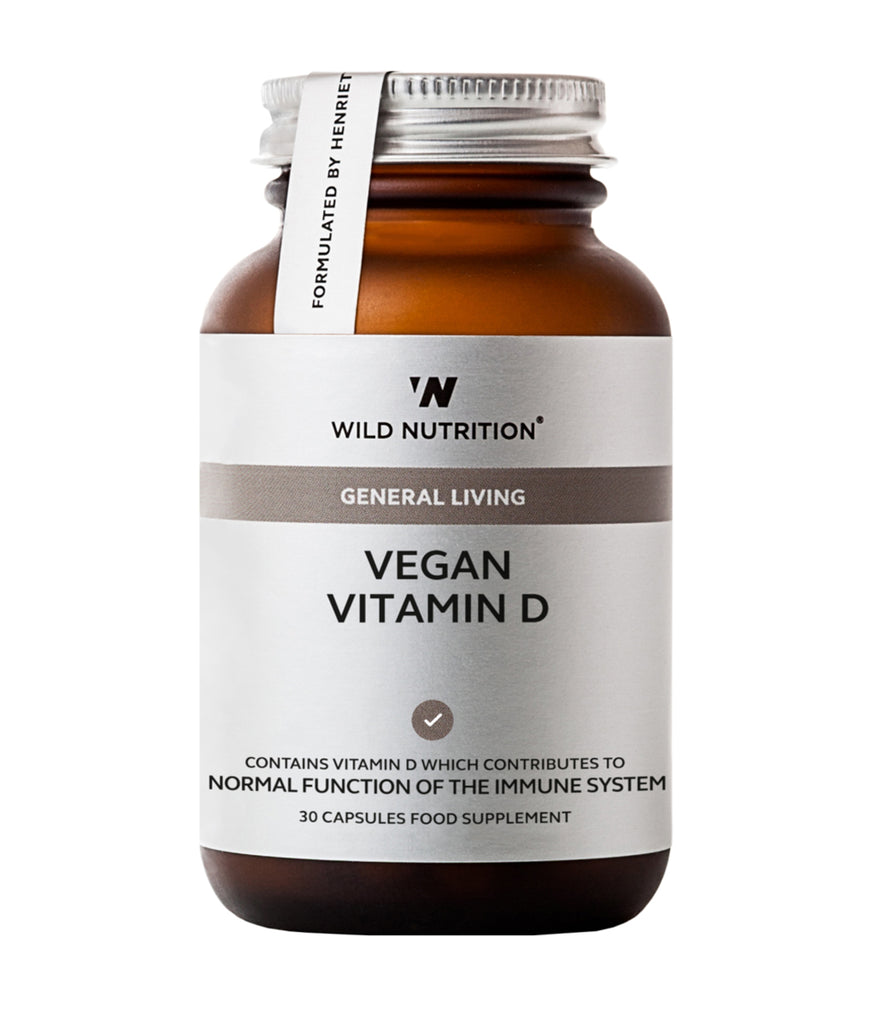 Wild Nutrition Vegan Vitamin D