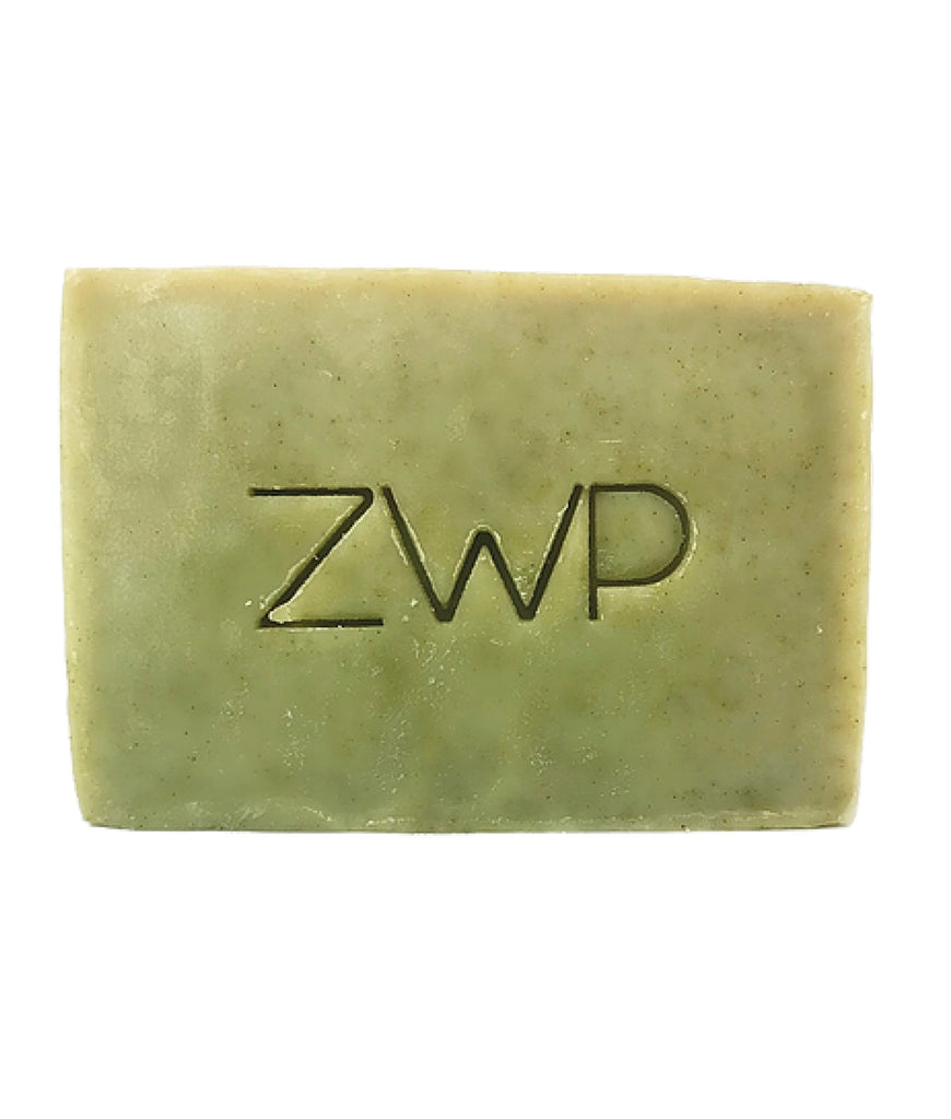 Zero Waste Path Shampoo Bar 100g - Aloe Vera