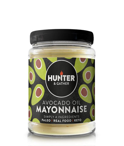 Hunter & Gather Classic Avocado Mayonnaise - 175g