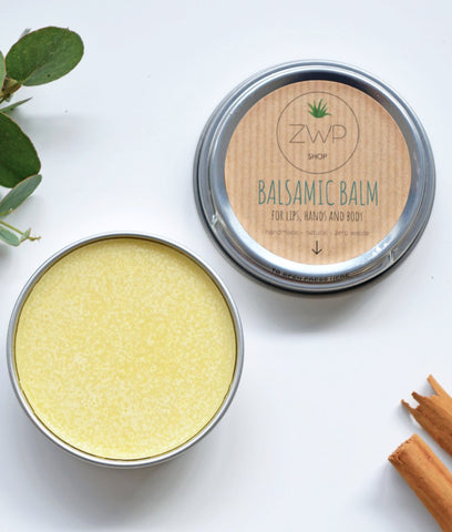 Zero Waste Path Balsamic Balm - 40g