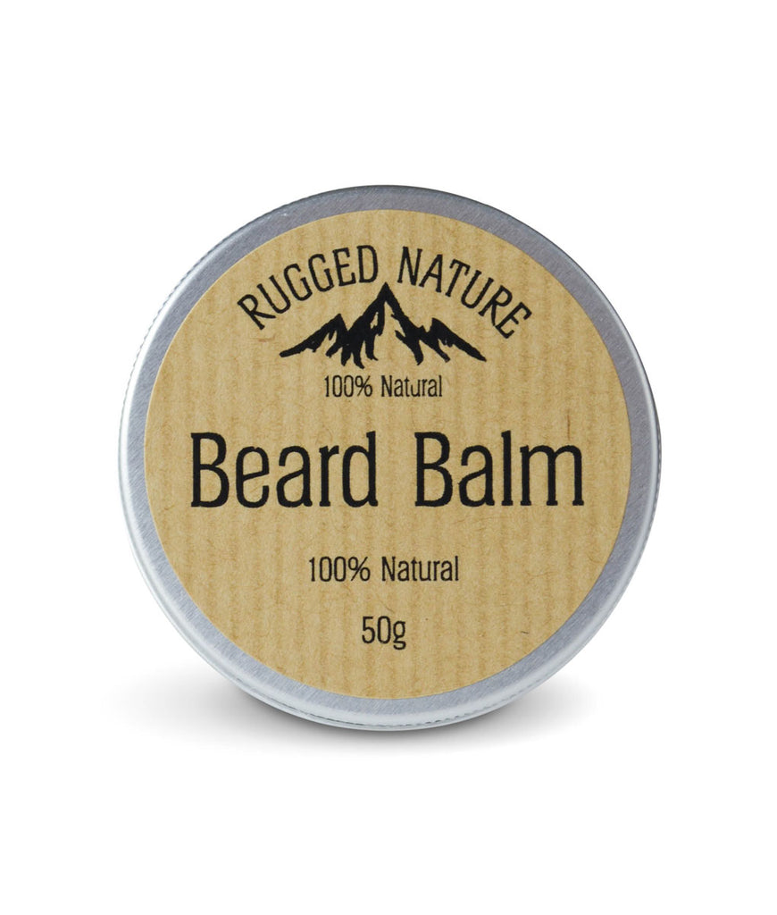 Rugged Nature Beard Balm 50g - Unscented