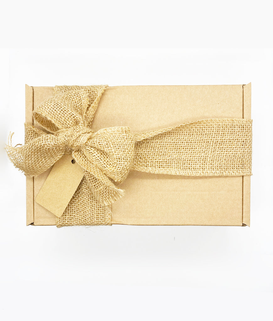 Plastic Freedom Zero Waste Gift Wrap - Birthday