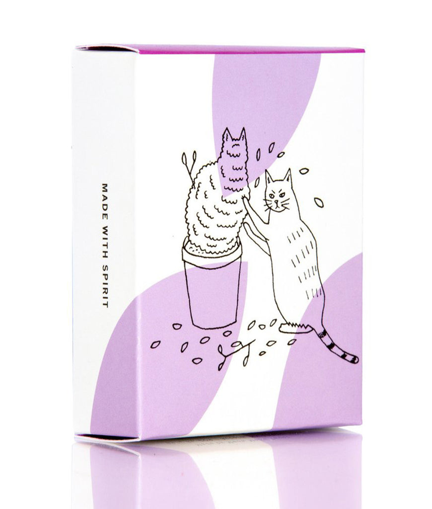 Meow Meow Tweet Lavender Lemon Body Soap - 126g