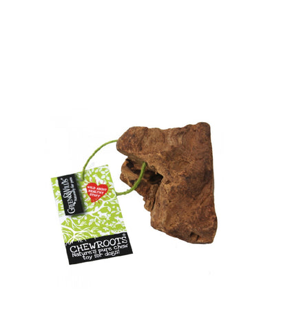 Green & Wild's Chewroots Dog Chew - Small