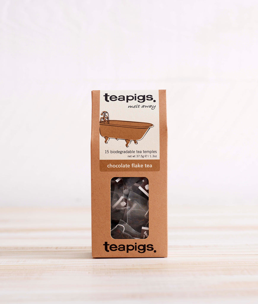 Teapigs Chocolate Flake Tea - x15 Tea Temples
