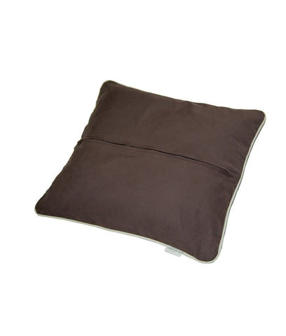 The Big Bean Bag Company Bean Cushion - Cocoa & Cream