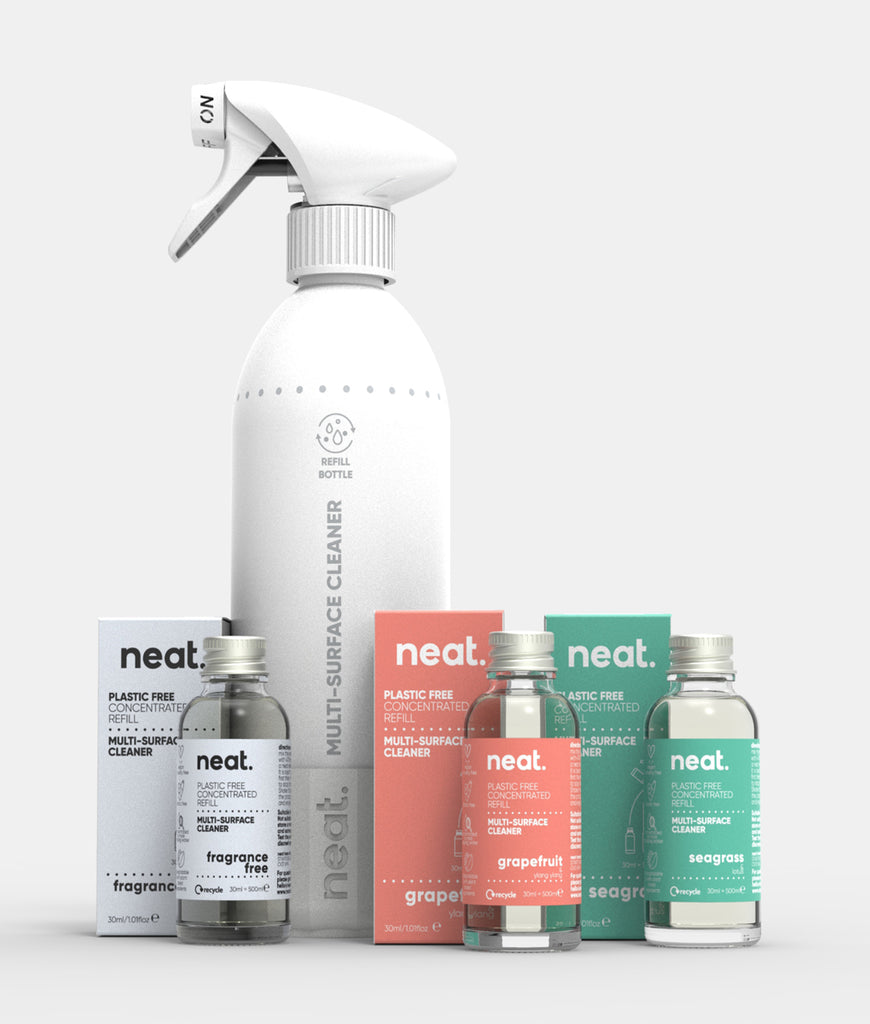 Neat Complete Multi Purpose Cleaner Set - Mixed