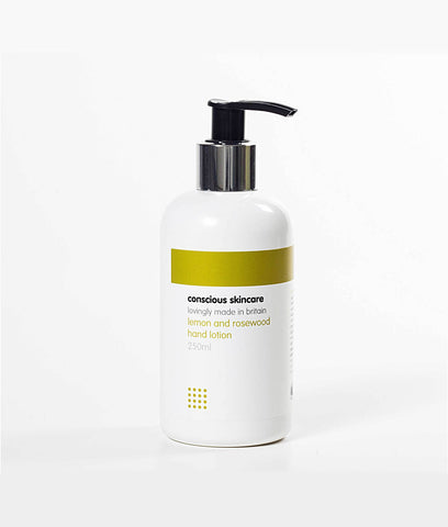 Conscious Skincare Organic Grapefruit, Lemon & Cedarwood Body Lotion - 235ml