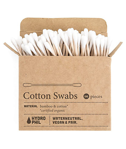 Hydrophil Biodegradable Cotton Swabs