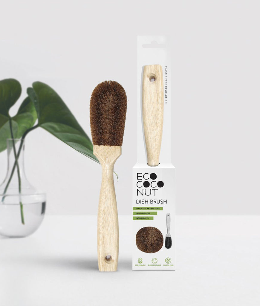 EcoCoconut Coconut Cleaning Brush