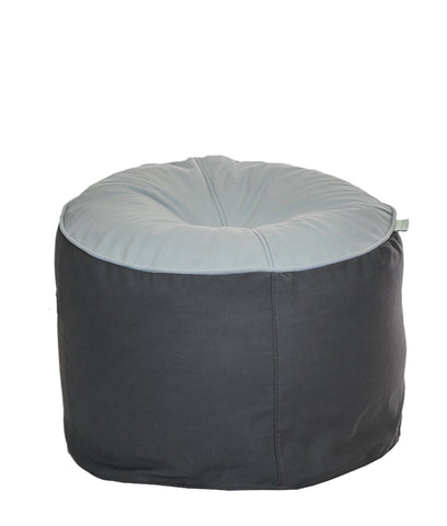 The Big Bean Bag Company Bean Stool - Dove & Oyster