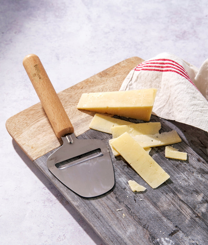 Eco Living Wooden Cheese Slicer