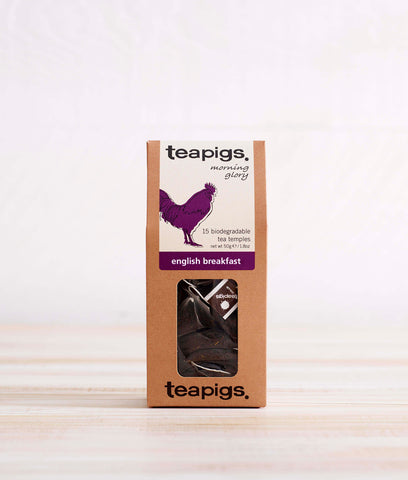 Teapigs Everyday Brew Tea - x15 Tea Temples