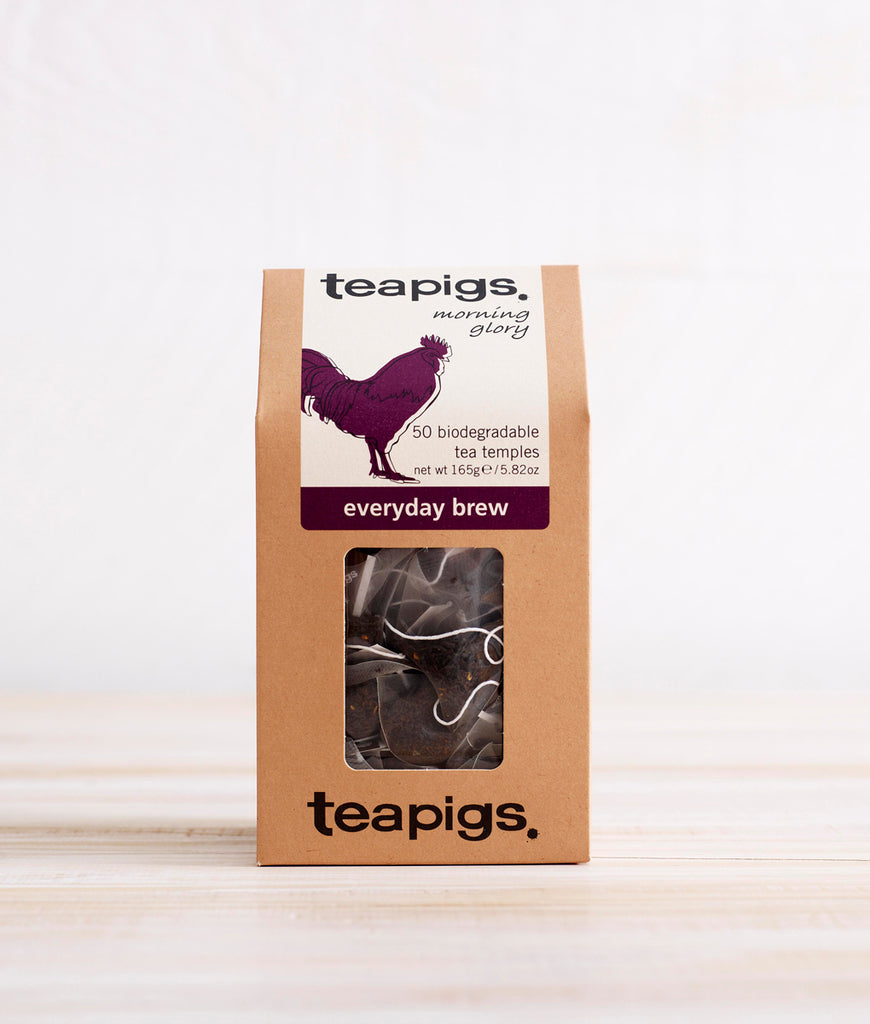 Teapigs Everyday Brew Tea - x50 Tea Temples