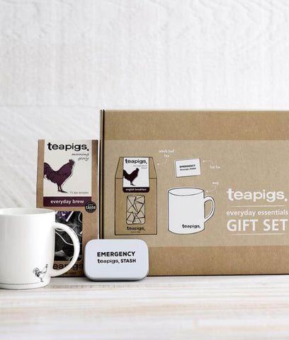Teapigs Everyday Essentials Gift Set