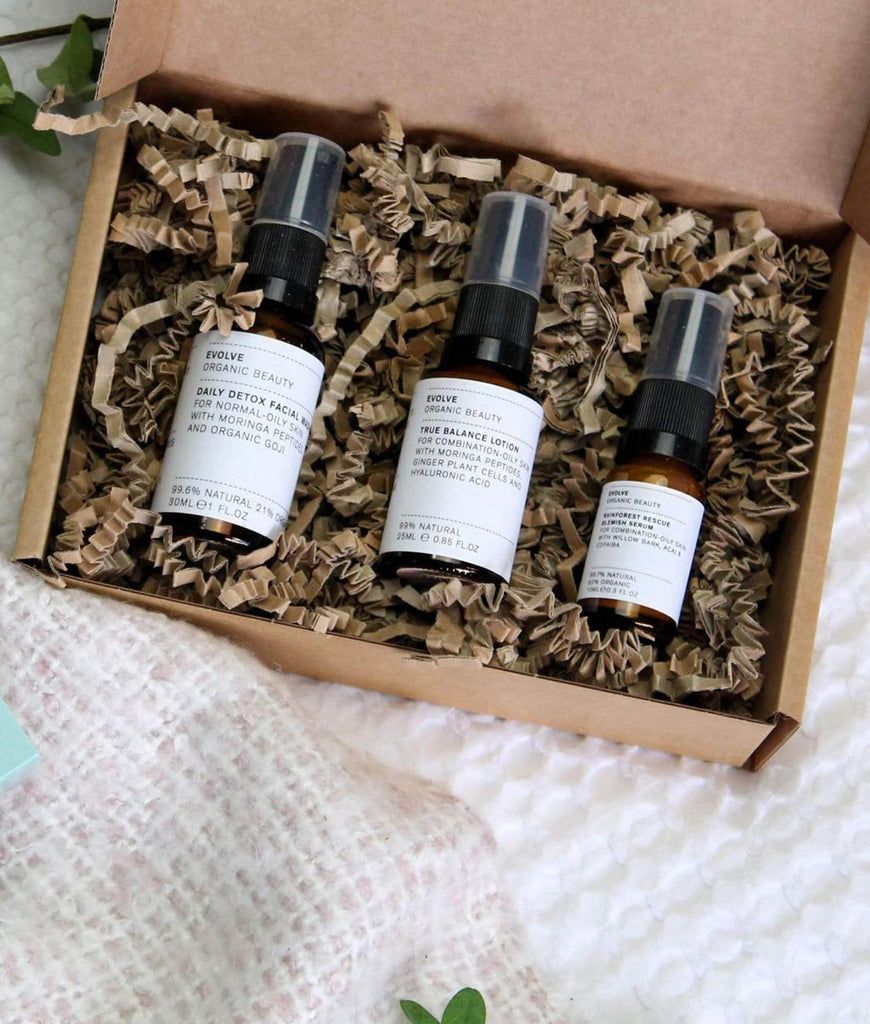 Evolve Beauty Discovery Balance Gift Set