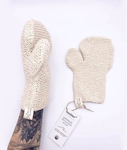 Lavinia Toockies Exfoliation Glove