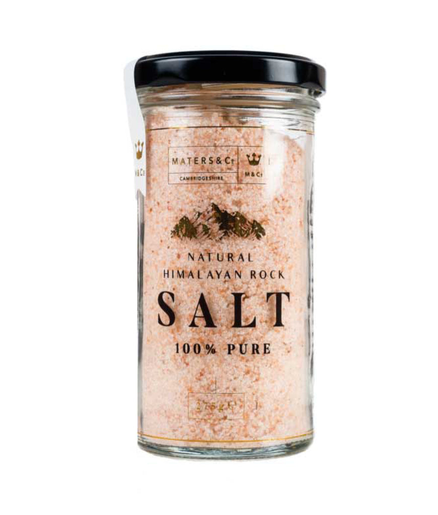 Maters & Co Natural Himilayan Salt Fine - 275g
