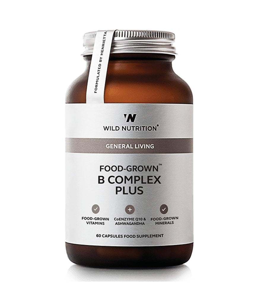 Wild Nutrition B Complex Food-Grown®