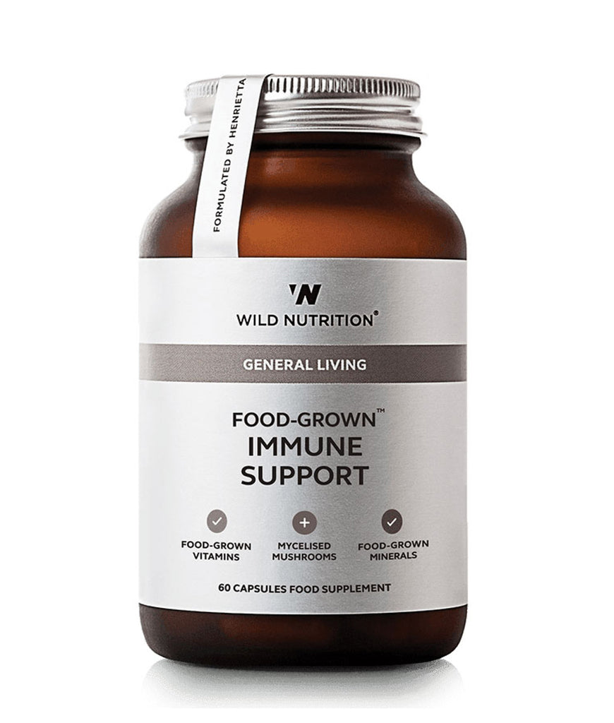 Wild Nutrition Immune Support Food-Grown®